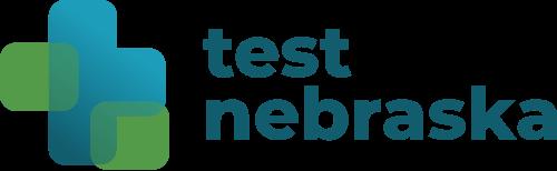 Test Nebraska covid-19 logo